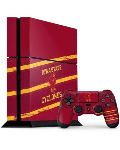 Iowa State Mascot PS4 Console and Controller Bundle Skin