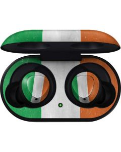 Ireland Flag Distressed Galaxy Buds Skin