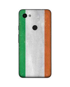 Ireland Flag Distressed Google Pixel 3a Skin
