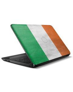 Ireland Flag Distressed HP Notebook Skin