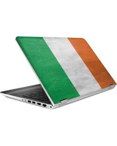 Ireland Flag Distressed HP Pavilion Skin