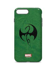 Iron Fist Dragon Symbol iPhone 7 Plus Pro Case