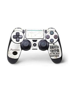 Iron Sharpens Iron PS4 Pro/Slim Controller Skin