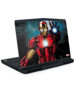Ironman Dell Alienware Skin