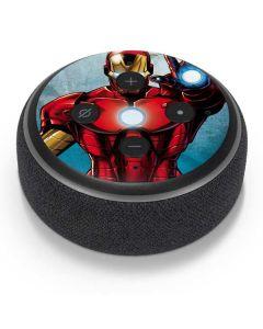 Ironman Amazon Echo Dot Skin