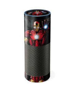 Ironman Amazon Echo Skin