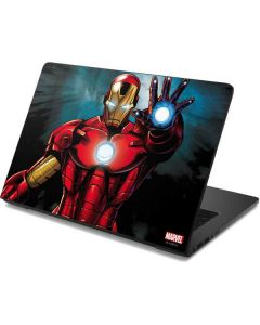 Ironman Dell Chromebook Skin