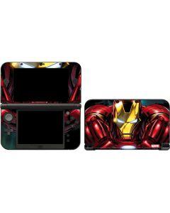 Ironman Close up 3DS XL 2015 Skin