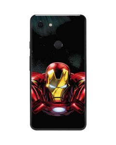 Ironman Close up Google Pixel 3 XL Skin