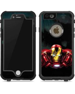 Ironman Close up iPhone 6/6s Waterproof Case
