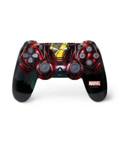 Ironman Close up PS4 Pro/Slim Controller Skin