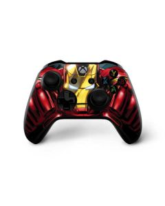Ironman Close up Xbox One X Controller Skin