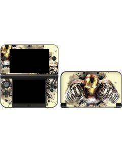 Ironman Flying 3DS XL 2015 Skin