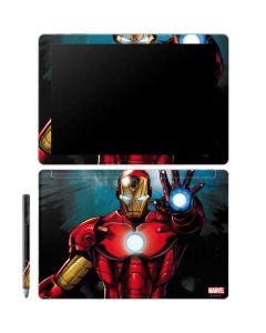 Ironman Galaxy Book 12in Skin