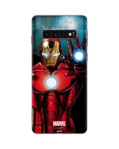 Ironman Galaxy S10 Skin