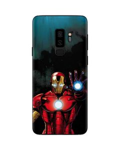Ironman Galaxy S9 Plus Skin
