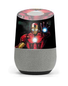 Ironman Google Home Skin