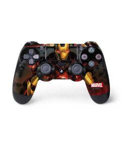 Ironman in Battle PS4 Controller Skin