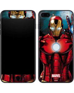 Ironman iPhone 8 Plus Skin