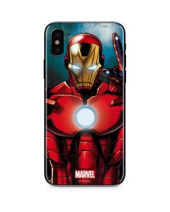 Ironman iPhone XS Skin