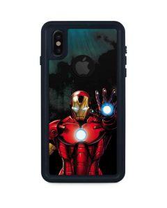 Ironman iPhone XS Waterproof Case