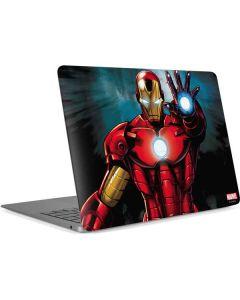 Ironman Apple MacBook Air Skin