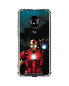 Ironman Moto G7 Play Clear Case