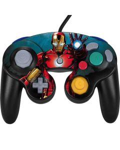 Ironman Nintendo GameCube Controller Skin