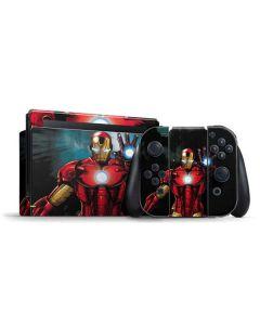 Ironman Nintendo Switch Bundle Skin