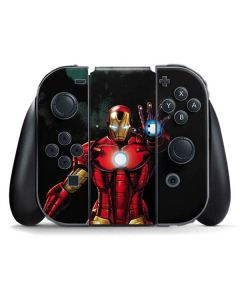 Ironman Nintendo Switch Joy Con Controller Skin