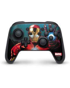 Ironman Nintendo Switch Pro Controller Skin