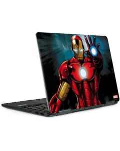 Ironman Notebook 9 Pro 13in (2017) Skin