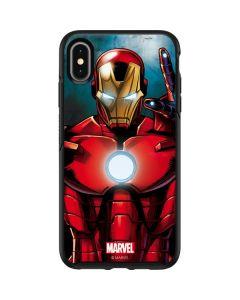 Ironman Otterbox Symmetry iPhone Skin