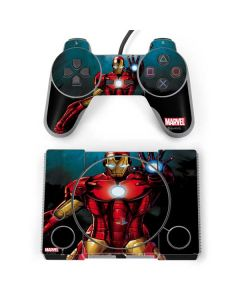 Ironman PlayStation Classic Bundle Skin