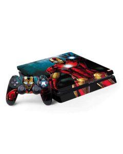 Ironman PS4 Slim Bundle Skin