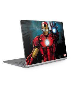 Ironman Surface Book 2 13.5in Skin