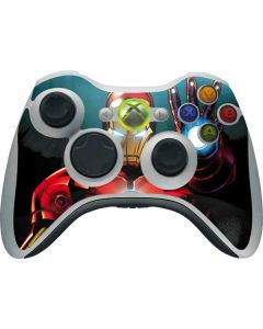 Ironman Xbox 360 Wireless Controller Skin
