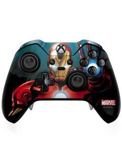 Ironman Xbox One Elite Controller Skin