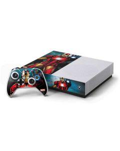 Ironman Xbox One S All-Digital Edition Bundle Skin