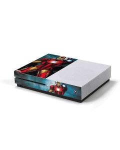 Ironman Xbox One S Console Skin