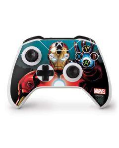 Ironman Xbox One S Controller Skin