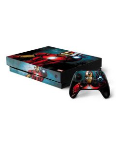 Ironman Xbox One X Bundle Skin