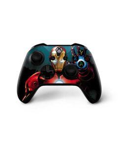 Ironman Xbox One X Controller Skin