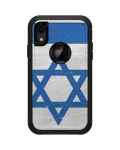 Israel Flag Distressed Otterbox Defender iPhone Skin