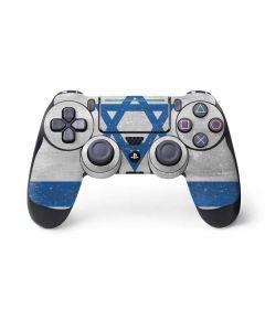 Israel Flag Distressed PS4 Pro/Slim Controller Skin