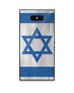 Israel Flag Distressed Razer Phone 2 Skin