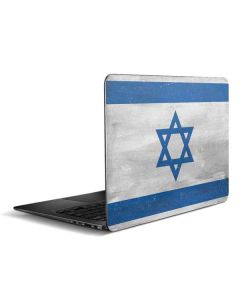 Israel Flag Distressed Zenbook UX305FA 13.3in Skin