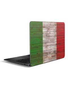 Italian Flag Dark Wood Zenbook UX305FA 13.3in Skin