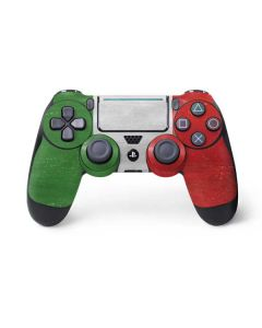 Italy Flag Distressed PS4 Pro/Slim Controller Skin