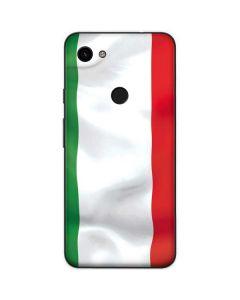 Italy Flag Google Pixel 3a Skin